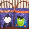 HAPPY HALLOWEEN TRICK OR TREAT BAGS